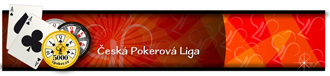 Czech Poker League Web Banner